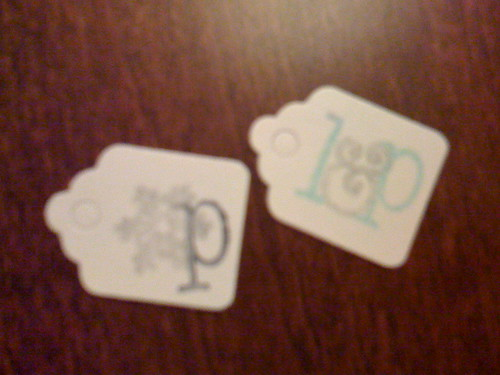 Tub tea tags