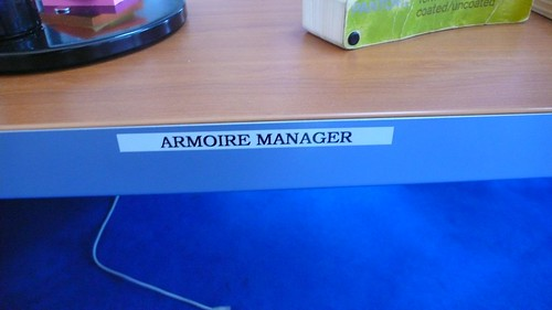 Armoire Manager