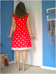 04.09.08 {the polka dot frock | four}