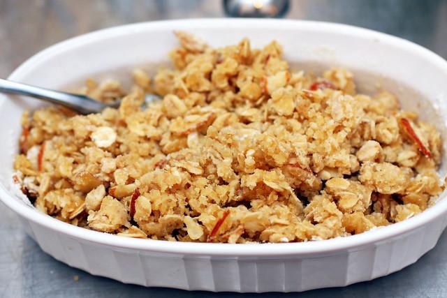 breakfast apricot crisp – smitten kitchen
