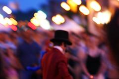 Man in Top Hat en Focuso