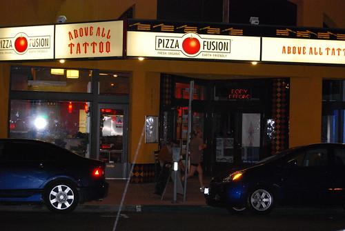 Fusion Pizza
