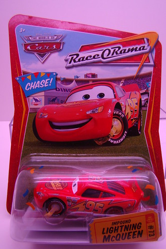 Disney CARS Impound McQueen