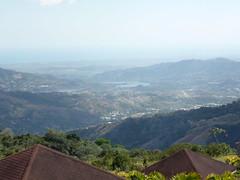 View to the south from el Mirador Villalba-Orocovis