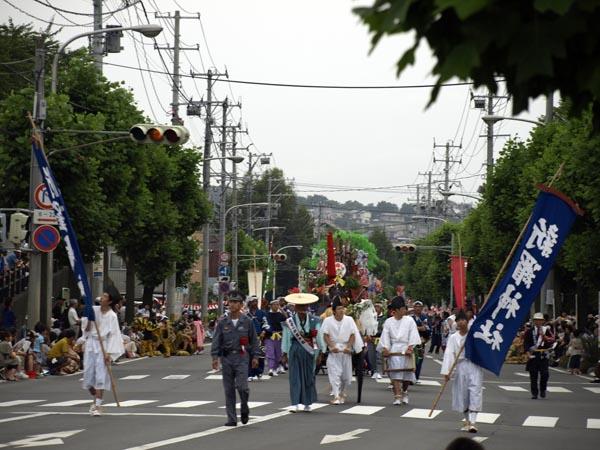 2008年 八戸三社大祭 お通り 23