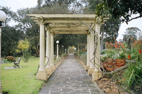 Path arch