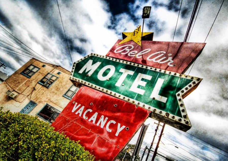 Vacancy at the Bel Air Motel