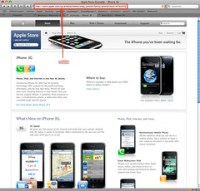 Apple Store (Canada) - iPhone 3G