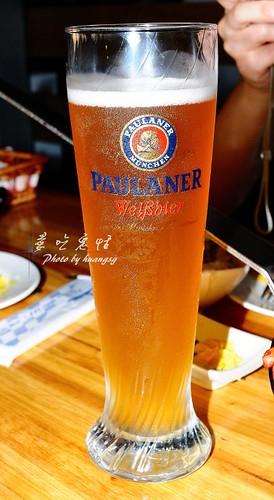德國堡蘭納無酒精小麥啤酒