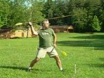 Atlatl Throw