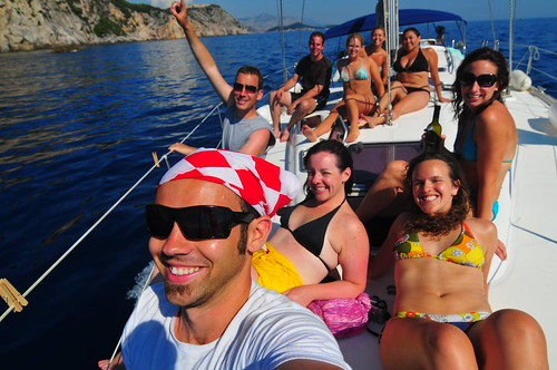 Final Port of Call: Entering Dubrovnik with Friends