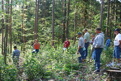 Field site visit