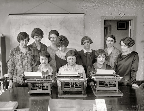 Typing Contest by Flickr user topgold