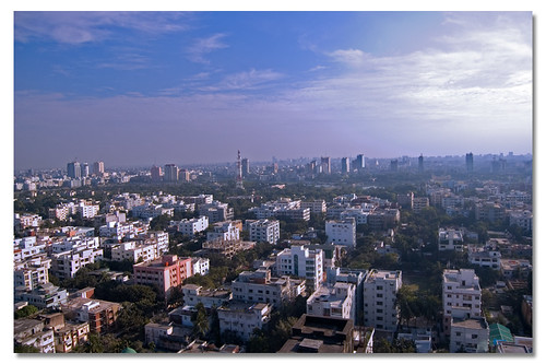 Dhaka from Eagle's eye - I