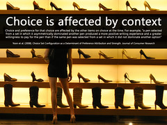 choice and context