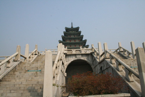 Seoul Gyeongbokgung palace