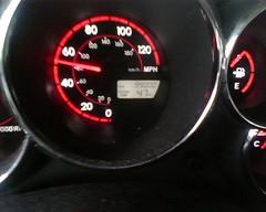 1,000 miles to go