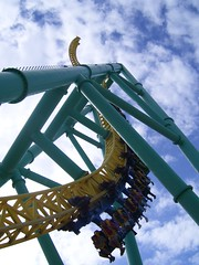 Cedar Point - Wicked Twister