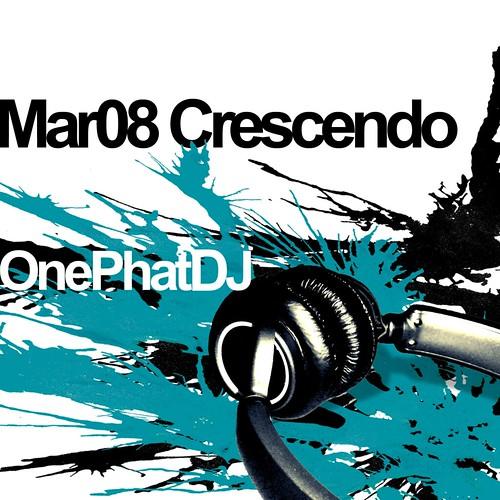 Mar 08 Crescendo artwork, created by Sam Hardacre