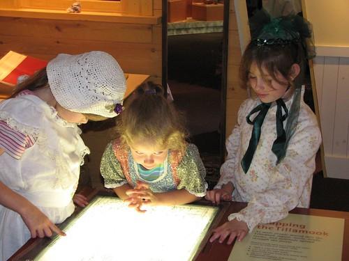 Elizabeth, Emily, and Dorothy