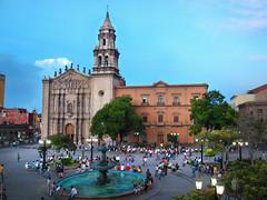 San Luis Potosí al atardecer - México 2008 2333