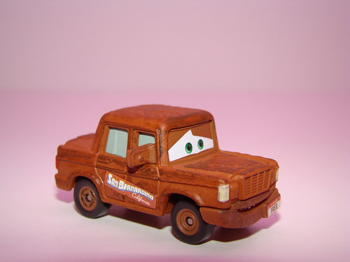 Disney CARS Chase Fred