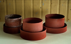 Pottery, Kenneth Williamsson
