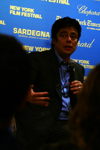 Talk/Party at the New York Film Festival