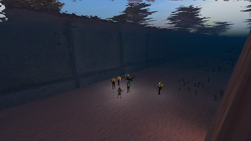 Hunting for Magellan Linden in Nautilus