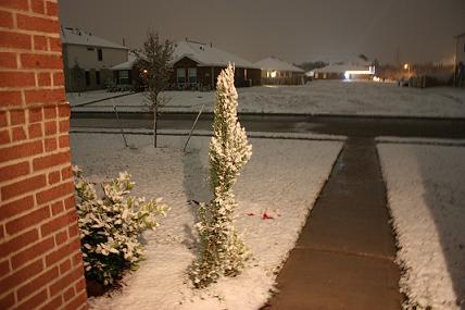 house snow 2