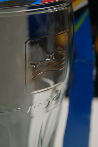 可口可樂經典曲線杯-游泳