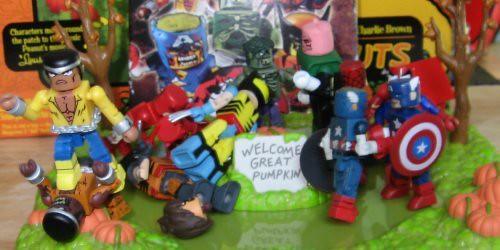 The Avengers versus the ZOMBIE Avengers!