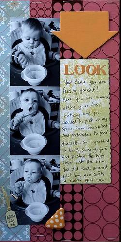 'Look'