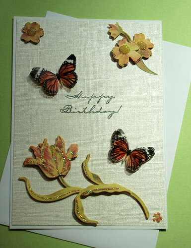 Another Elegant Birthday Card