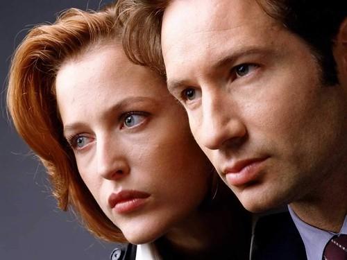 Scully y Mulder