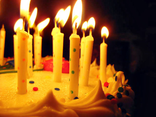 Birthday Cake - Candles | Flickr - Photo Sharing!