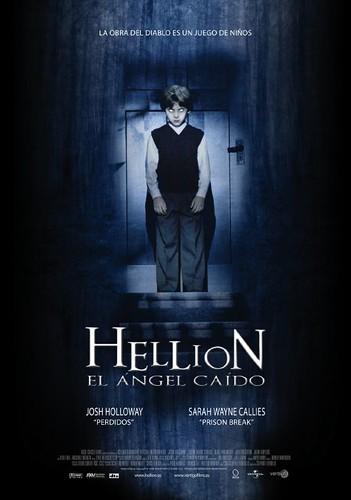 hellion, el ángel caido cartel por ti.