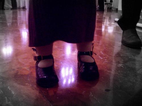 di teneri piedini