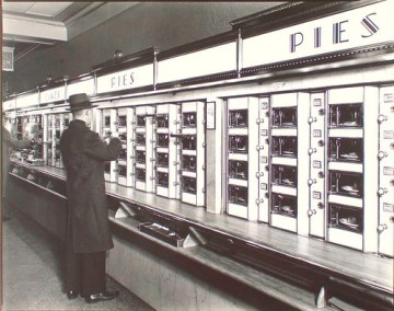 Automat, 977 Eighth Avenue, Manhattan.