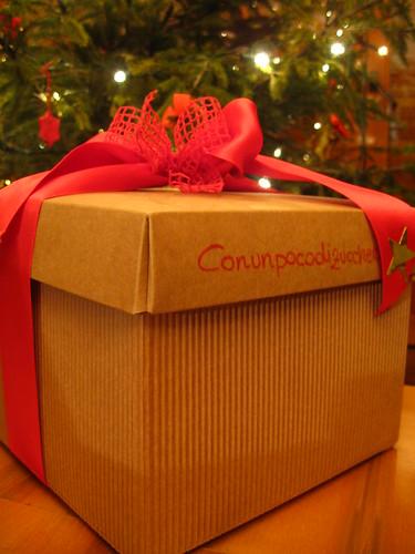 Auguri di Natale firmati Conunpocodizucchero