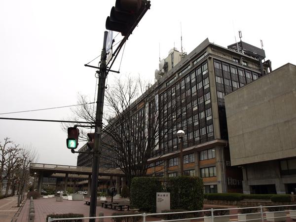 岡山県庁舎 1