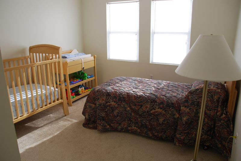 Temporary Housing--Tyoma's Room