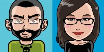 We'd make pretty avatar babies