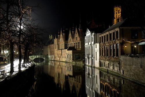 In Bruges por ti.