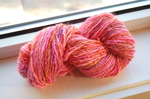 Pink one-ply - take 2