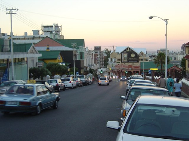 Kloof Street Cape Town