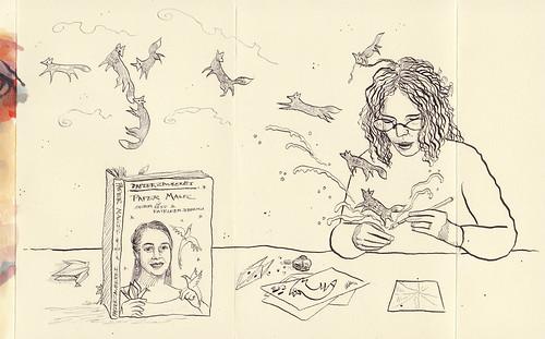 Benconservato's sketchbook for mx portraits 1
