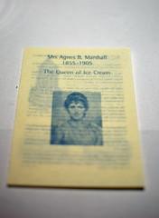 Mrs. Marshall's Margaret Cornet