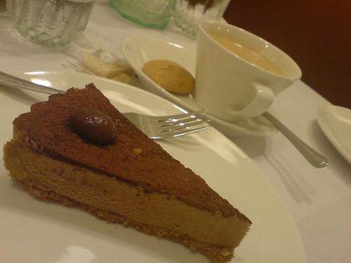 Chocnut Cappuccino Mousse
