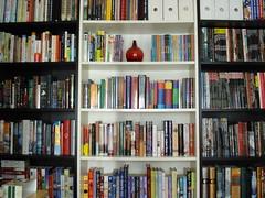 wall 'o' books